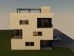Vir, jednosoban apartman s vrtom, novogradnja
