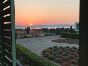 Biograd, stan sa prekrasnim pogledom na more i grad