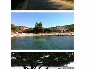 ISLAND SESTRUNJ (UVALA HRVATINJ) - SEASIDE VIEW OF THE SEA AND ISLANDS !!!