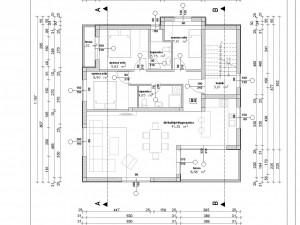 Vir, trosoban stan sa krovnom terasom i bazenom, novogradnja