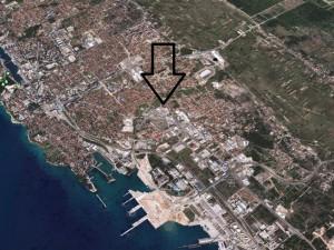 ZADAR- GRAĐEVINSKO  ZEMLJIŠTE 975 M2
