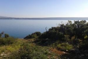 Posedarje - građevinsko zemljište 1.red do mora  (prilika!!!)