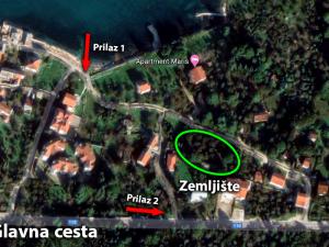 ŽDRELAC- GRAĐEVINSKO ZEMLJIŠTE 2110 M2 ( LOKACIJA ) !!!!