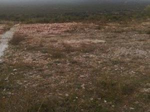 Debeljak - građevinsko zemljište - 800 m2 (pogleda na more!!)