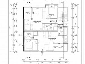 Vir, novogradnja, apartman s vrtom