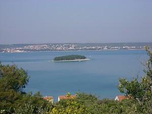Otok Pašman - mjesto Kraj - građevinsko zemljište (969 m2)