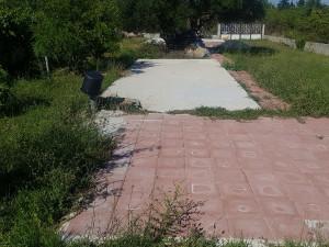 ZADAR- CRNO- GRAĐEVINSKO ZEMLJIŠTE 530 M2